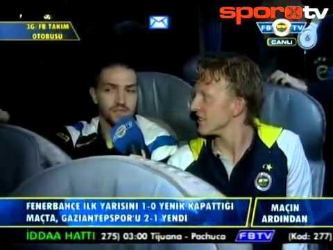 Dirk Kuyt'tan Türkçe Röportaj