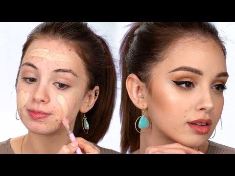 Simple Makeup Tutorial + Chit Chat thumbnail