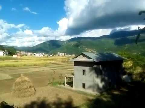 Pyuthan City