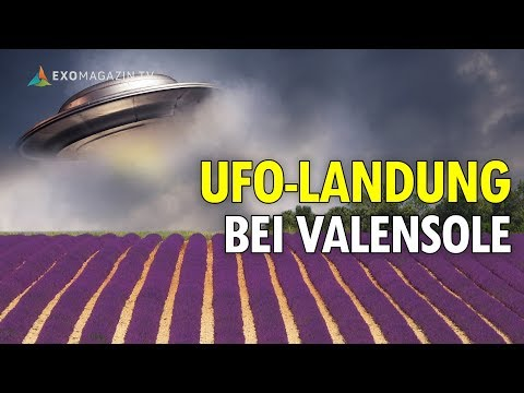 Die UFO-Landung von Valensole | ExoMagazin