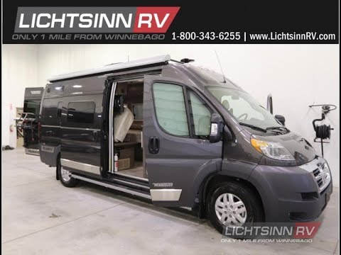 LichtsinnRV.com - New 2019 Winnebago Travato 59KL