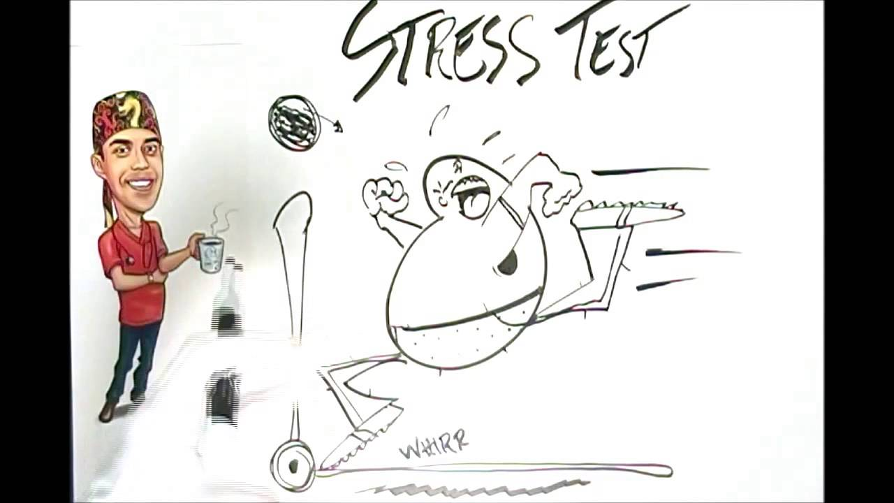 how to get a stress test