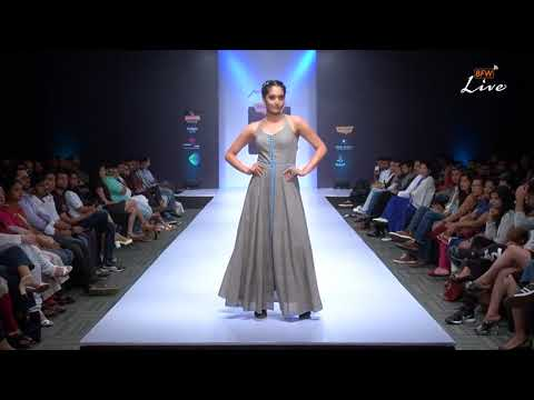 Sananda Bhattacharya @ Bangalore Fashion Week 17th Edition