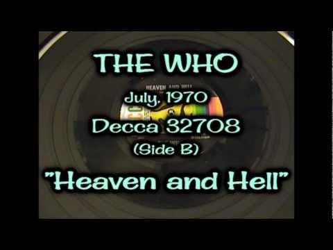 The Who - Heaven & Hell {1970 US Decca Single} mp3