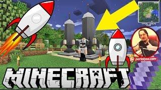 Uzay Modu | Minecraft Türkçe Modlu Survival | Bölüm 18