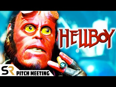 hellboy-(2004)-pitch-meeting