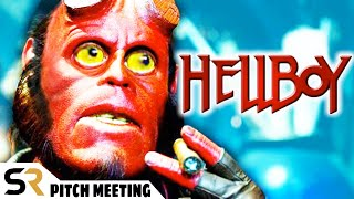 Hellboy (2004) Pitch Meeting