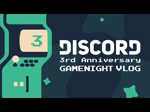 Discord Vlog - Third Birthday