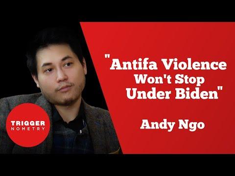 """Antifa Violence Won't Stop Under Biden"" - Andy Ngo"