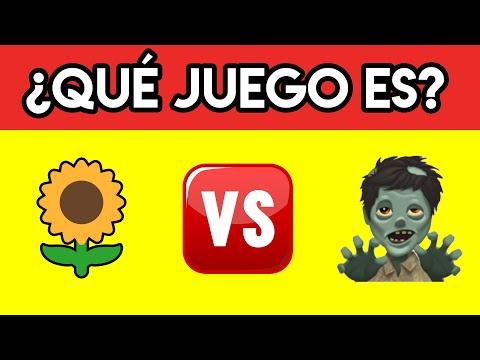 ¡Adivina El Videojuego Con EMOJIS !