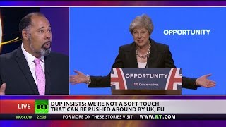 """""""Theresa May is going back on her word and selling out the British ..."""