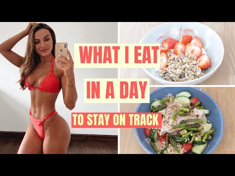 WHAT I EAT IN A DAY | EP. 8 60 DAY CHALLENGE