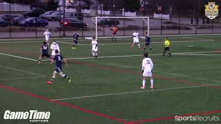 Will Greco Class of 2019 Soccer Highlight Video