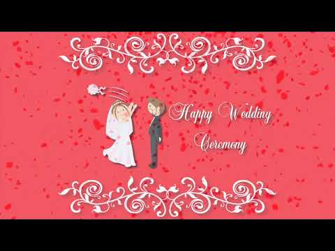 Happy Wedding Ceremony L Intro L Kamran Ashraf Vlogs