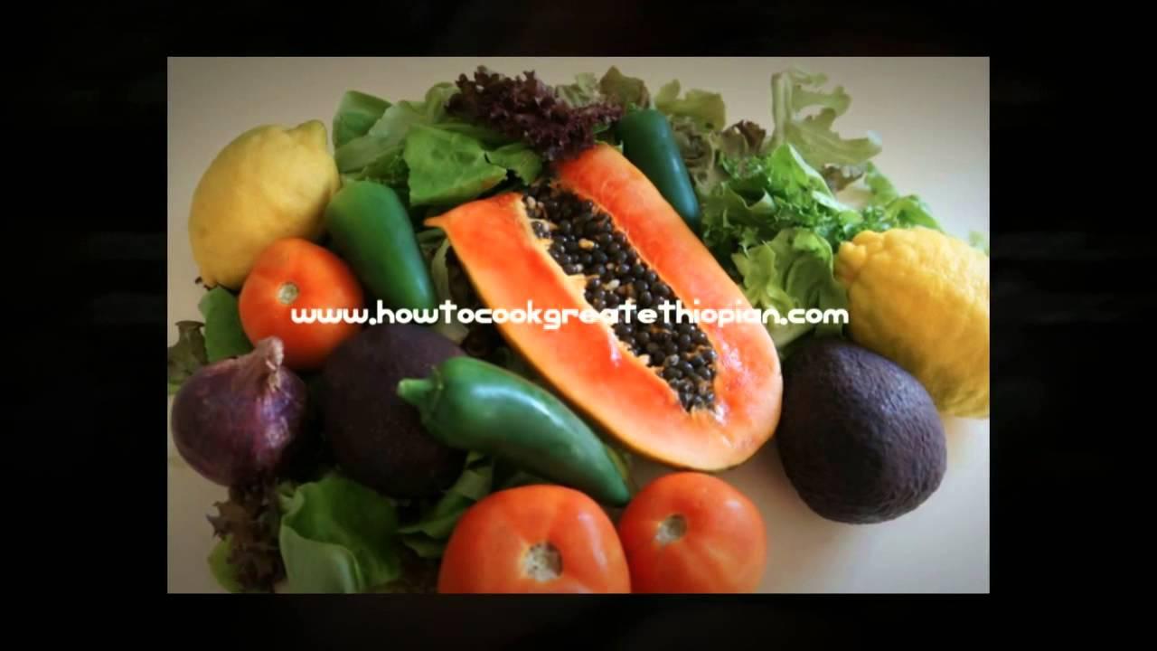 Papaya avocado salad recipe youtube papaya avocado salad recipe forumfinder Gallery
