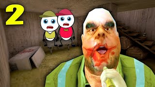 MR MEAT HORROR GAME Part 2 | Horror Story (ANIMATED IN HINDI) Make Horror Of