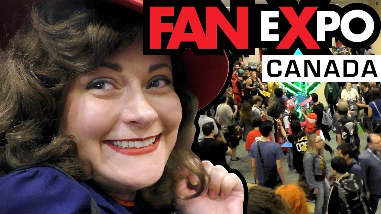 Italian Florence: FAN EXPO 2016 (Toronto, Canada) Highlights