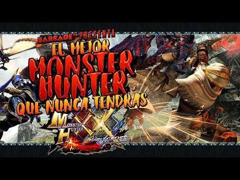 El MEJOR Monster Hunter que nunca tendrás