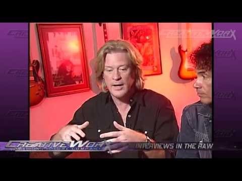 Hall & Oates -  Great Interview at their RockWalk Induction