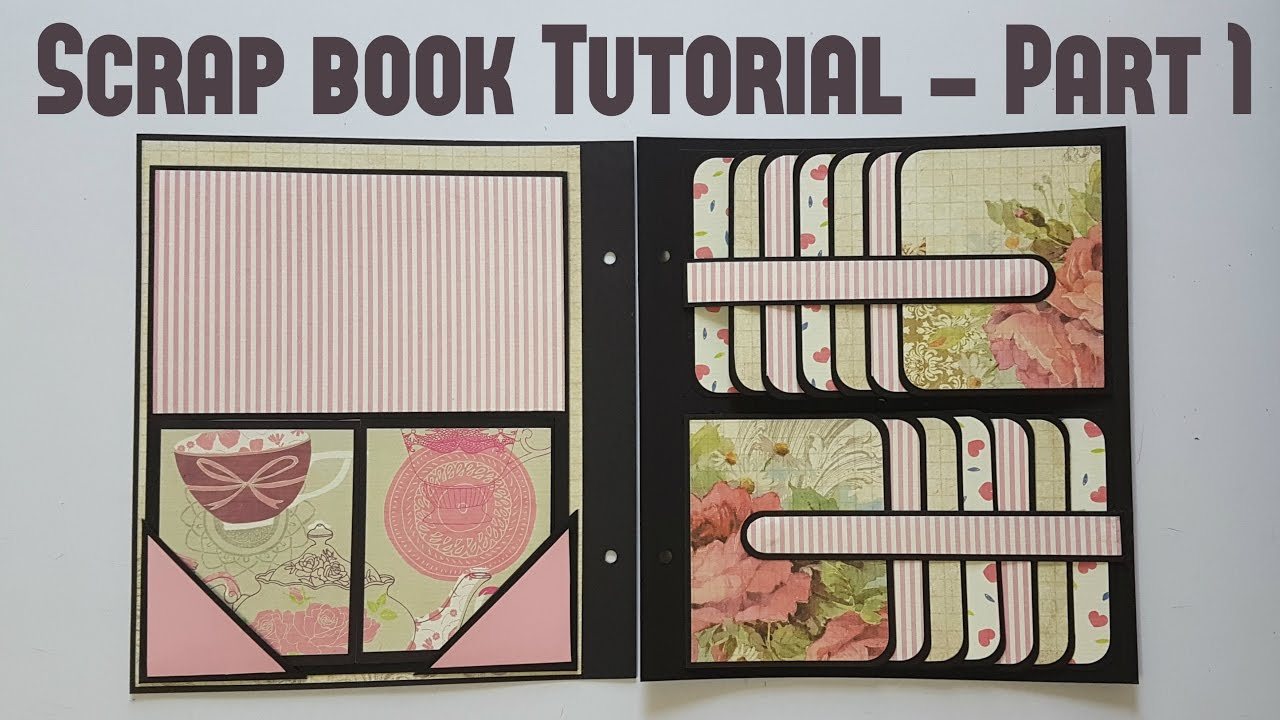 Scrap books