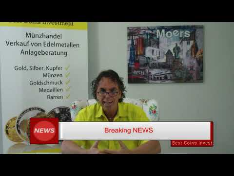 Breaking News - Berlin World Money Fair 2019