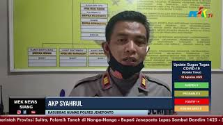 Tahanan Narkoba Nikahi Pujaan Hati di Kantor Polisi