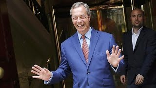 Brexit campaigners celebrate victory