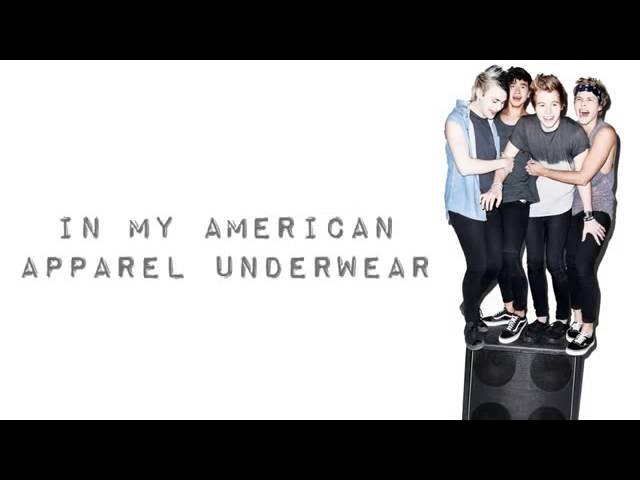 ALL 5sos songs - YouTube