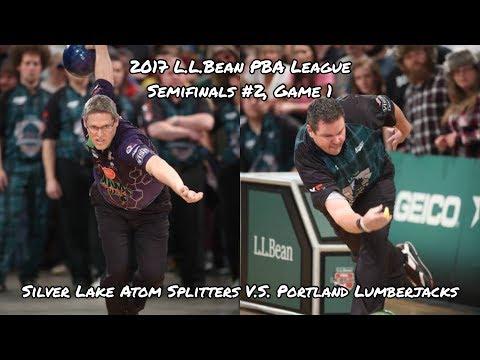 2017 PBA League Semifinals #2, Game 1 – Silver Lake Atom Splitters vs Portland Lumberjacks