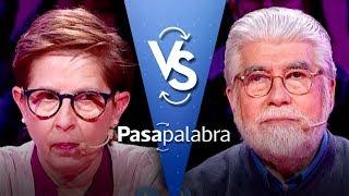 Pasapalabra | Begoña Arias vs Santiago Barra