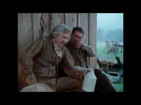 James Arness and Ken Curtis - Fish Story (role reversal?) HD