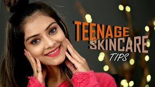Skincare Tips For Teenage College Going Girls | Skincare Routine | Best Tips For Skin Care | Foxy