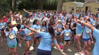 Eagle's Landing Day Camp dances to Can't Stop The Feeling!