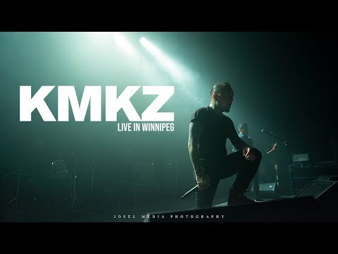 Kamikazee x Tagpuan Live in Winnipeg 2018