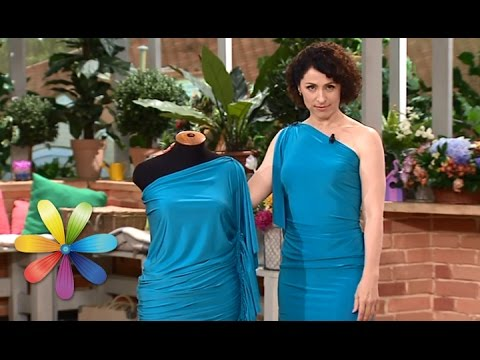 Праздничное платье одним