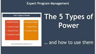 The 5 Types of Power