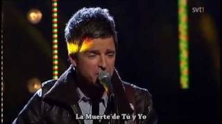 The Death of You and Me - Noel Gallagher (Subtitulada en Español)