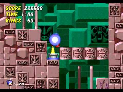 Sonic Extreme Edition (Genesis) - Longplay