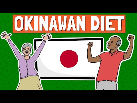 How to Eat the Traditional Okinawan Diet to Live a Long and Healthy Life ����