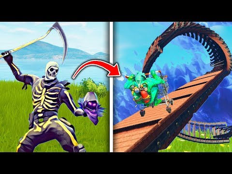 Top 10 Best New Items THAT GOT ADDED TO FORTNITE!