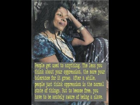 Assata Shakur in Her Own Words - (Rare Recording)