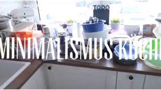 MINIMALISMUS Küche | wegschmeißen | NEU einräumen