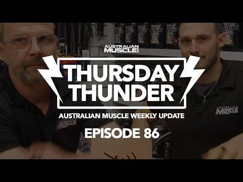 ICN Natlympia Recap, AM The Gym, New Supps & NEW AUSSIE PROS! Thursday Thunder!