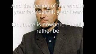 Phil Collins - On My Way (With Lyrics)