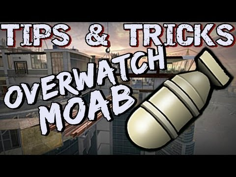 MOAB on Overwatch (MW3 Map Pack DLC) - Tips and Tricks