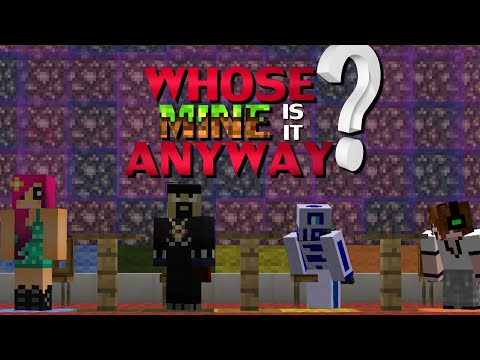Whose MINE is it Anyway? - Vanilla! - Episode 4