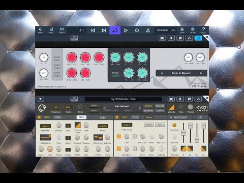 FAC Alteza -  Exospheric Reverb Effect - Pre-Release Demo for the iPad