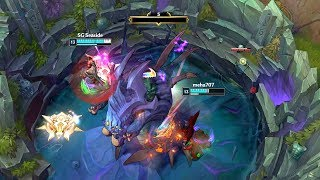 Luckiest Baron Steal?