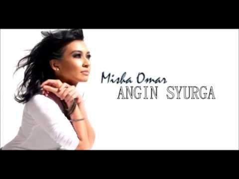 """Misha Omar """"Angin Syurga"""" (With Lyrics)"""