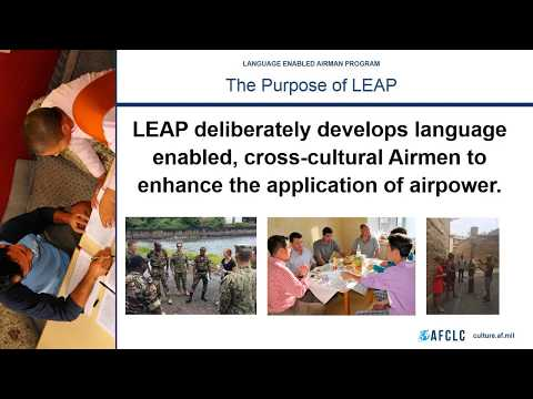 LEAP Education Module